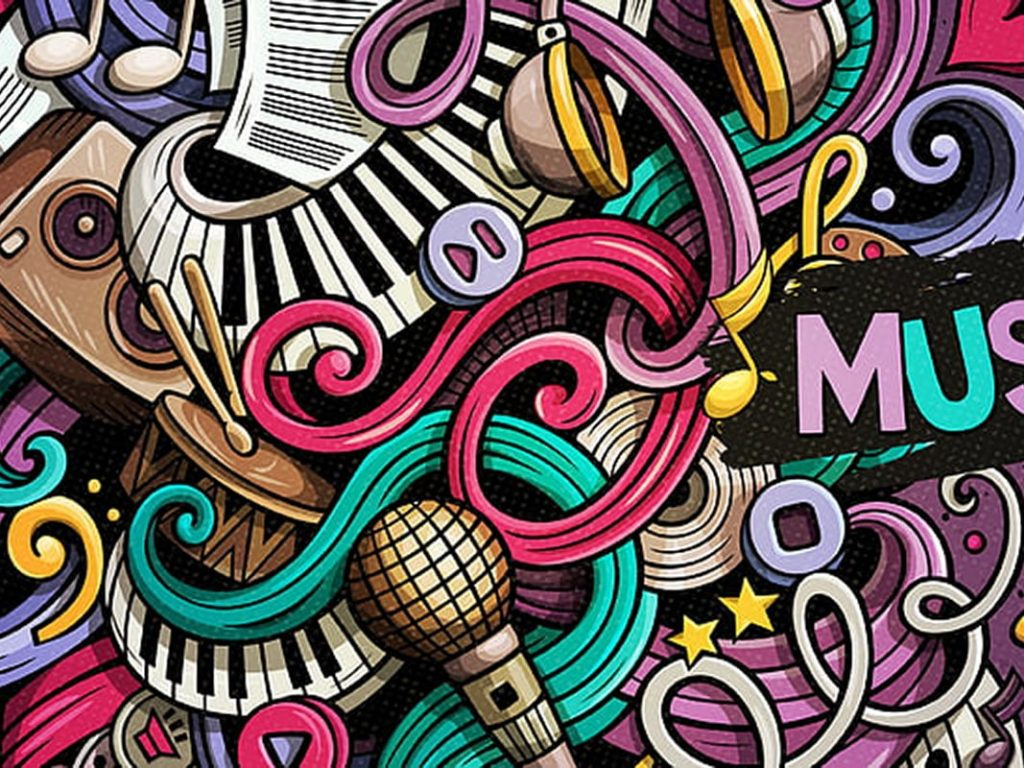 Graphic Wallpaper in Melbourne